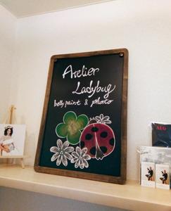 atlier ladybug 看板
