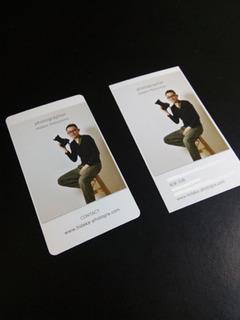松本日高カメラマン名刺